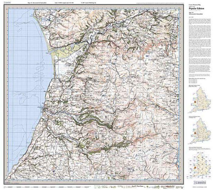 Aberystwyth & Machynlleth
