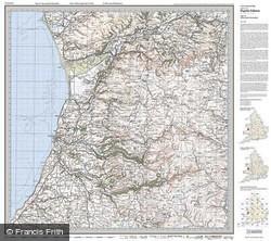 Aberystwyth & Machynlleth (1921) Popular Edition Folded Sheet Map