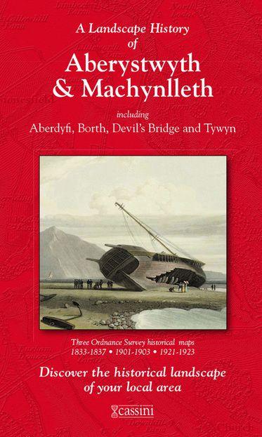 Aberystwyth & Machynlleth (1833) 3-Map Boxed Set