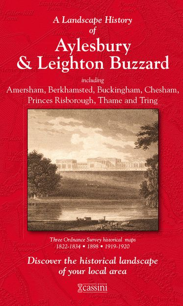 Aylesbury & Leighton Buzzard (1822) 3-Map Boxed Set