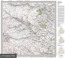 Barnard Castle (1925) Popular Edition Folded Sheet Map