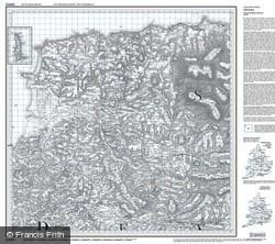 Barnstaple & Ilfracombe (1809) Old Edition Folded Sheet Map