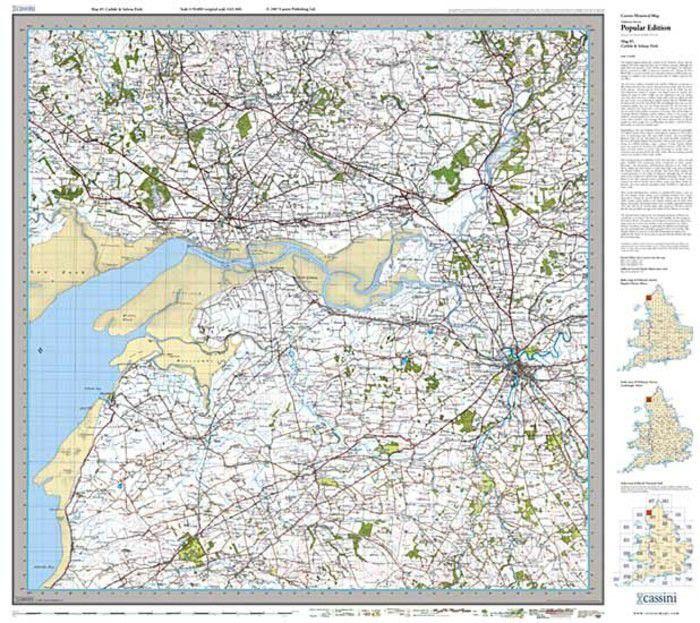 Carlisle & Solway Firth