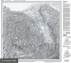 Denbigh & Colwyn Bay (1838) Old Edition Folded Sheet Map