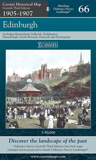 Edinburgh 1905-1907