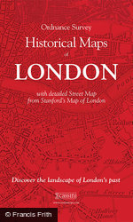 London (1805) 5-Map Boxed Sets Folded Sheet Map