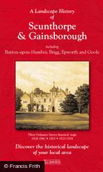 Scunthorpe & Gainsborough (1824) 3-Map Boxed Sets Folded Sheet Map