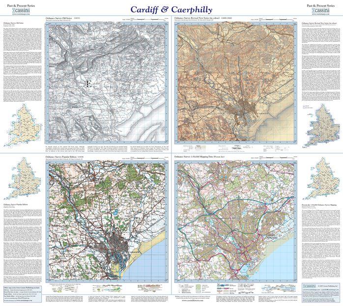 Cardiff & Caerphilly