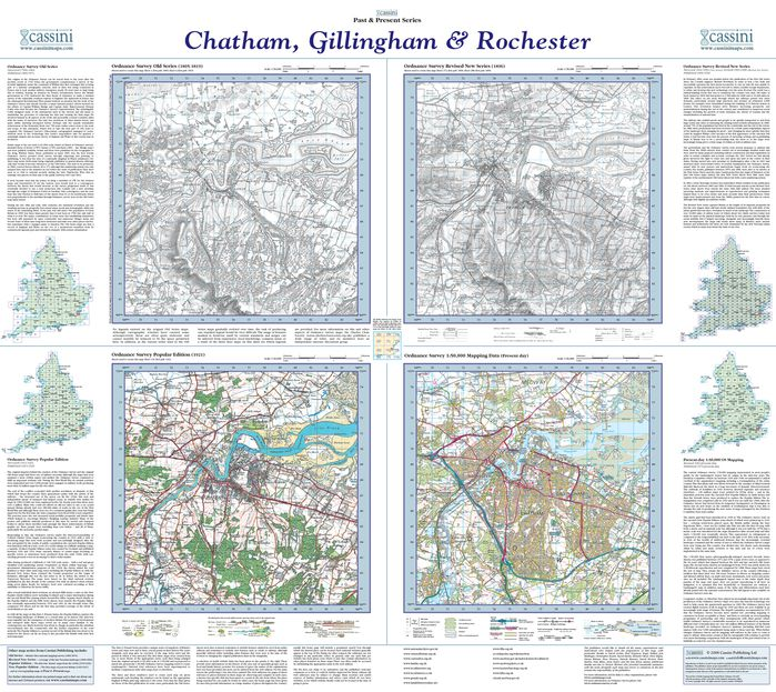 Chatham, Gillingham & Rochester