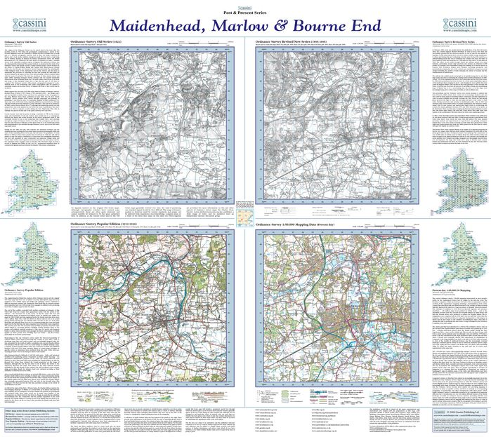 Maidenhead, Marlow & Bourne End