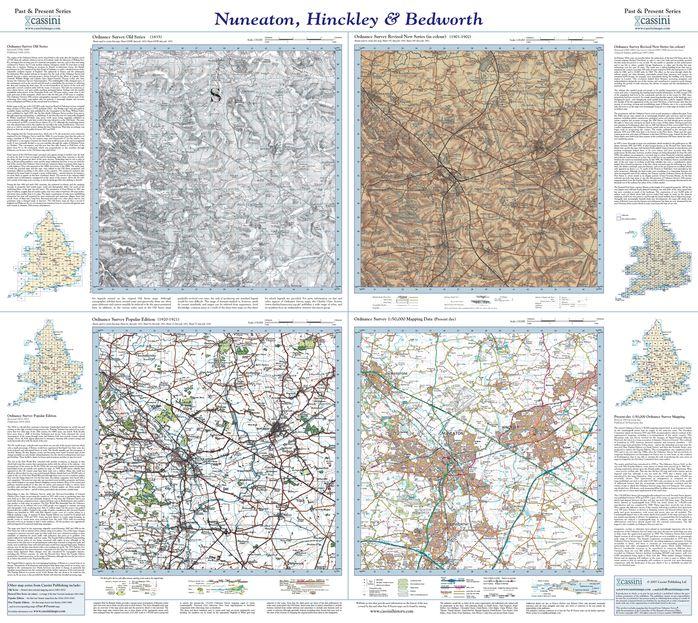 Nuneaton, Hinckley & Bedworth