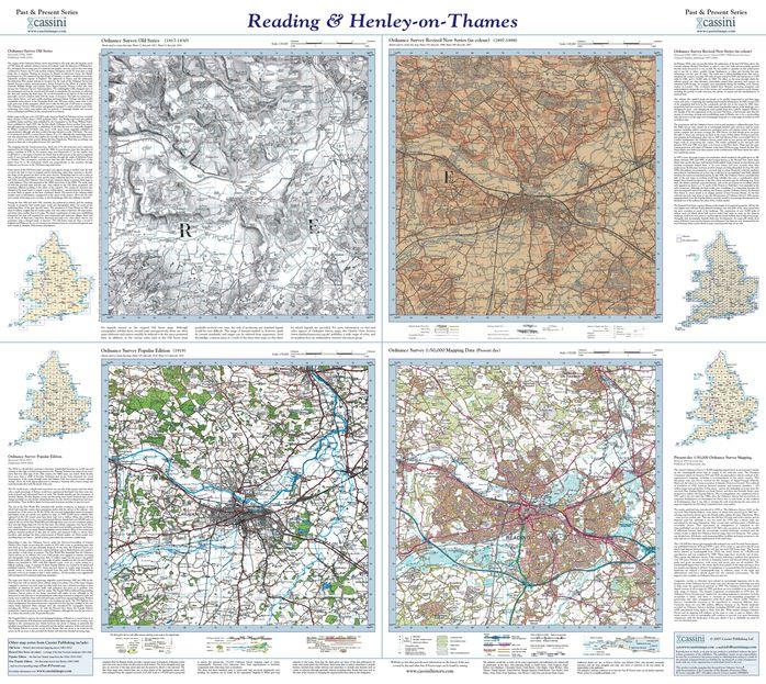 Reading & Henley-on-Thames