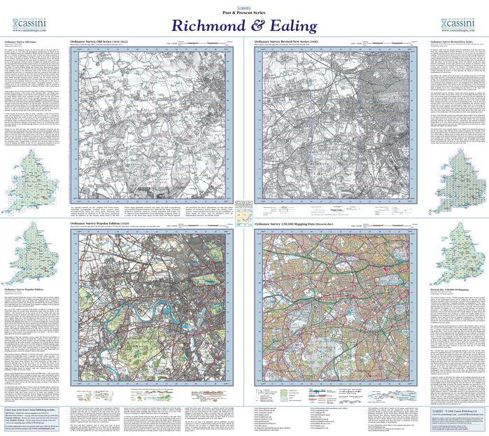 Richmond & Ealing