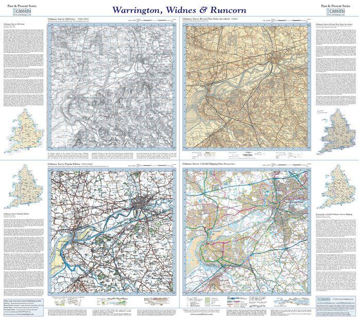 Warrington, Widnes & Runcorn