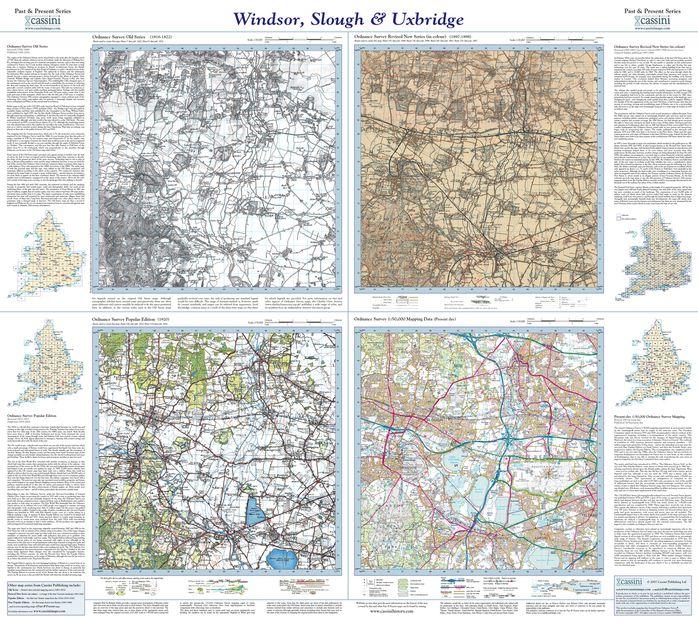 Windsor, Slough & Uxbridge