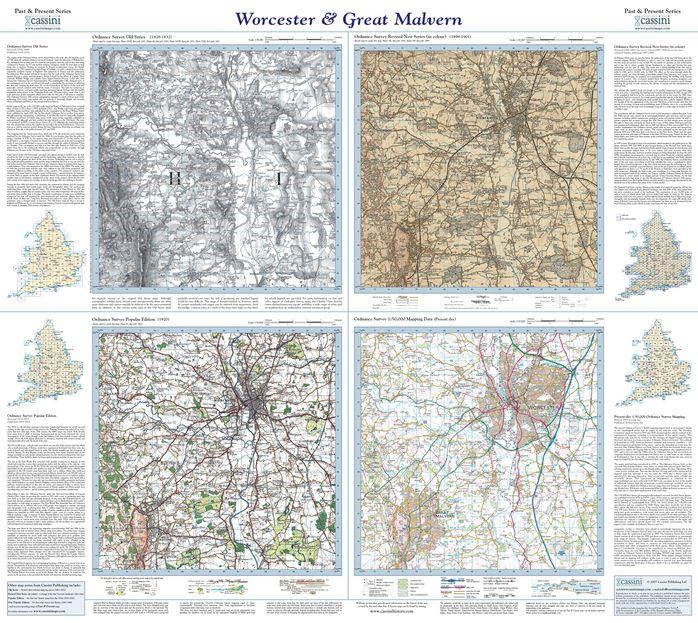 Worcester & Great Malvern
