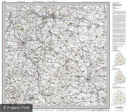 Stratford-upon-Avon (1919) Popular Edition Folded Sheet Map